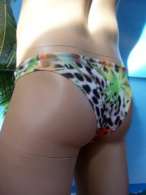 slinga (slip+tanga) mare uomo A22 tropical