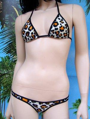 bikini Alexandra leopardato
