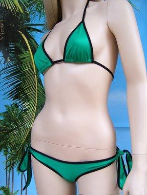 bikini Donatella bikini slip lacci + top reggiseno N5