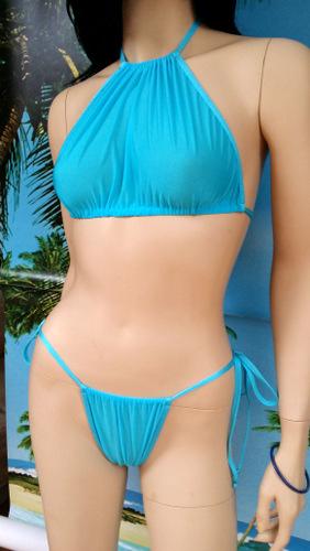 Bikini Shaun esempio turchese