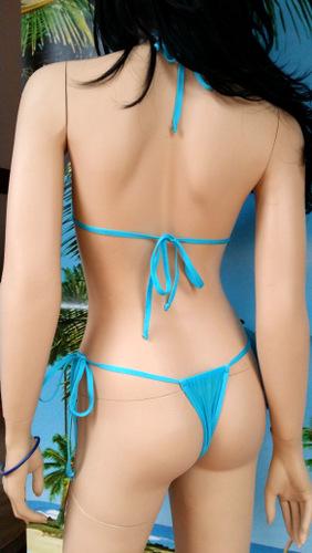 Visuale posteriore del bikini Shaun