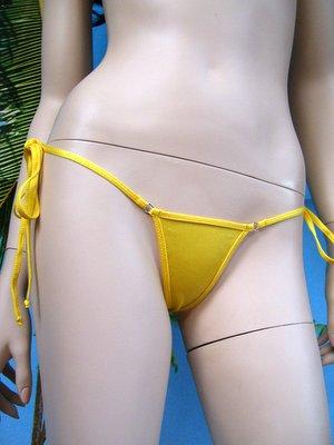 mini string tanga bikini laccetti