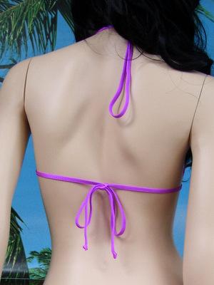 reggiseno bikini lacci dietro